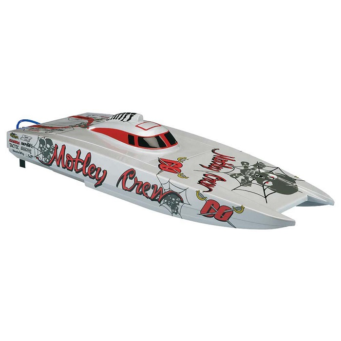 Aquacraft Motley Crew FE Brushless Catamaran RTR