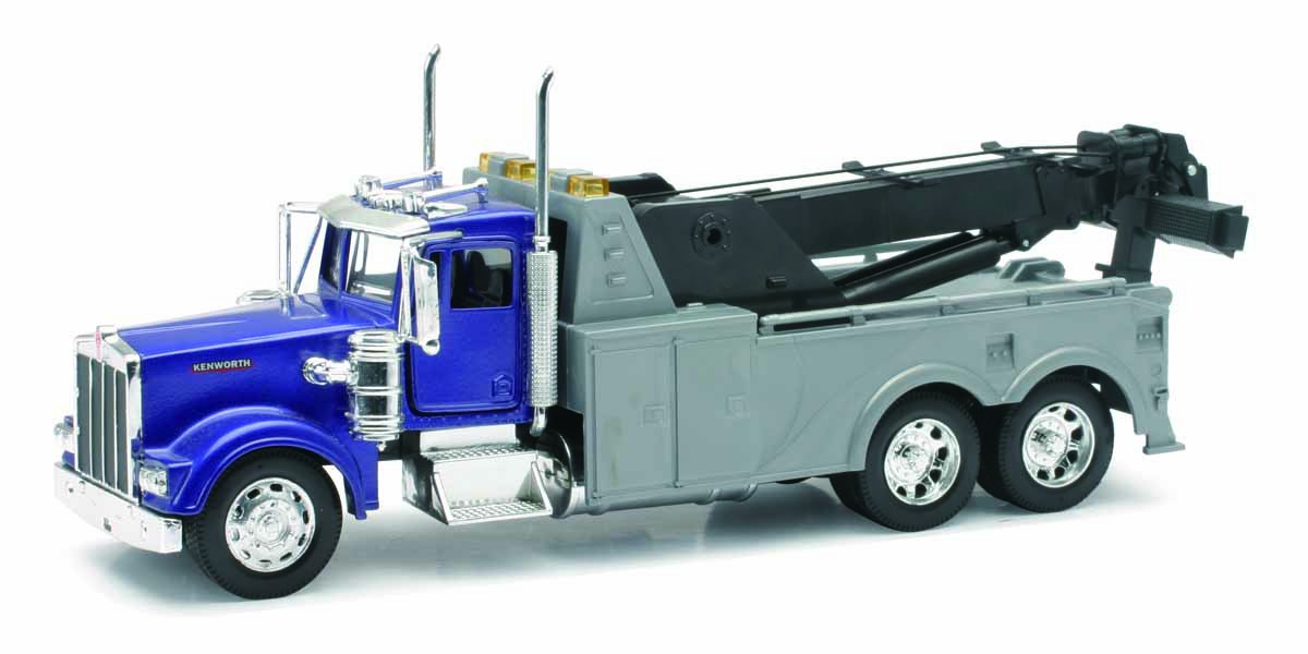 New-Ray 1/32 Kenworth W900 Tow Truck