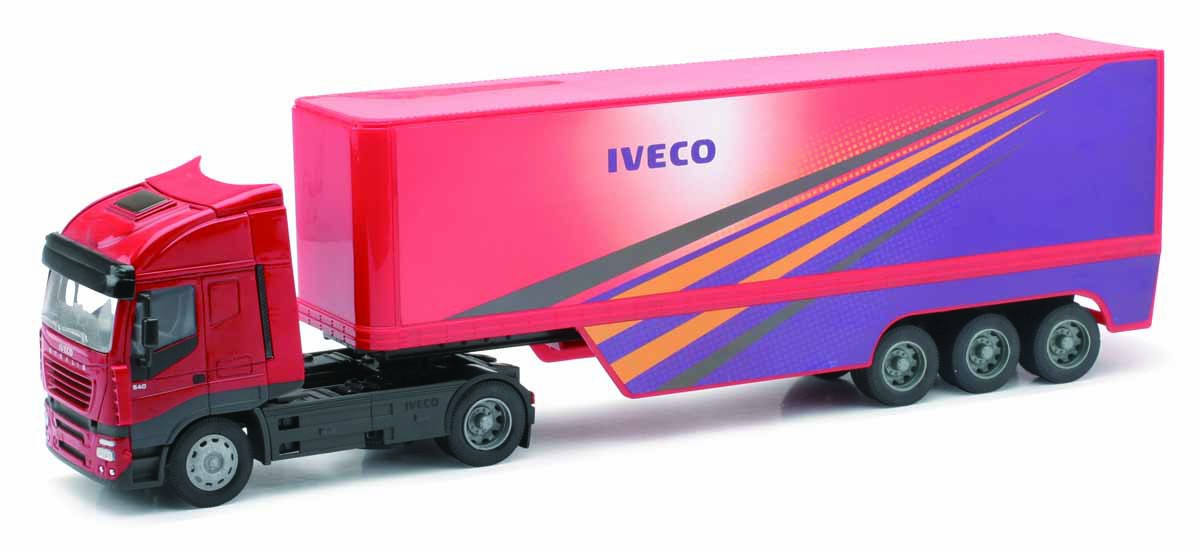 New-Ray 1/32 IVECO Stralis with 40' Container