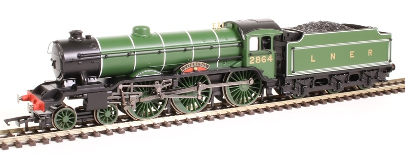 Hornby Railroad Liner 4-6-0 Liverpool