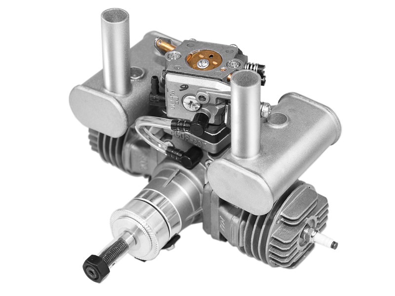 RCGF 21cc Twin Gas Engine