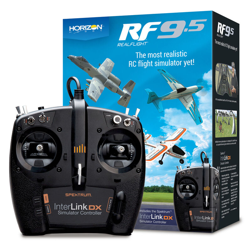 RealFlight 9.5 Flight Simulator Software