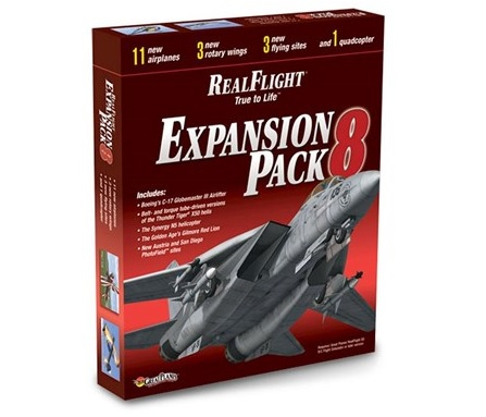 RealFlight Expansion Pack 8