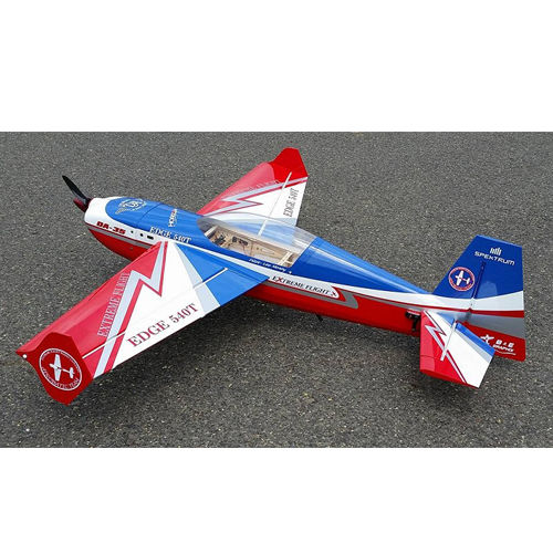 Extreme Flight RC Edge 540 74inch Red White Blue