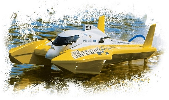 Aquacraft SUPERIOR UL1 HYDRO - ELECTRIC - RTR