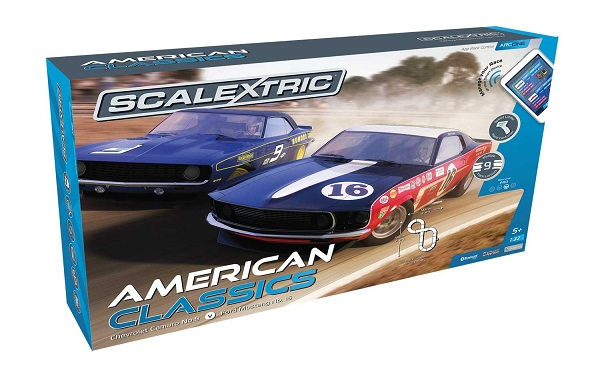 Scalextric ARC ONE American Classics Set