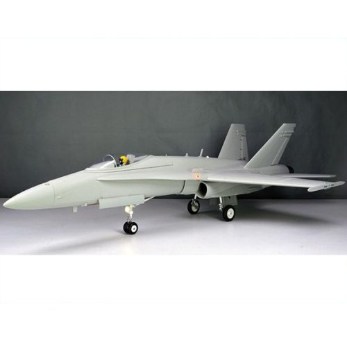 Freewing F-18c Hornet Grey 90mm PNP
