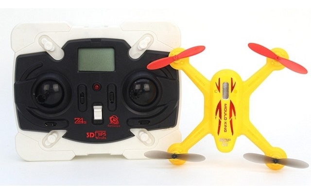 JXD/Fodo 2.4GHz 4-Channel Quadcopter with 6 axis Gyro