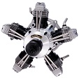 Twin/Radial Engines