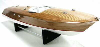 Equipage RIVIERA SPEED BOAT