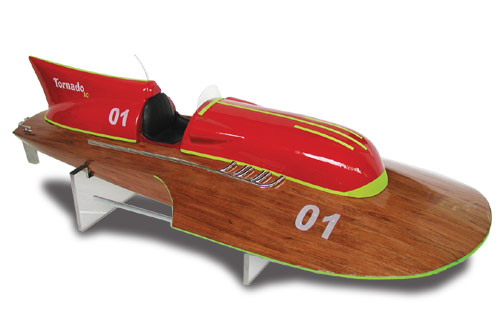 Equipage TORNADO SPEED BOAT